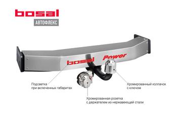 Фаркоп для Ford Escape (2008 -) Bosal-VFM 3965-ABP