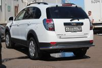 Защита задняя d60 на Chevrolet Captiva (2011 -) СОЮЗ-96 CCAP.75.1519