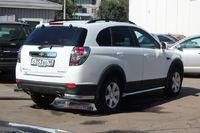 """Защита задняя """"уголки"""" d76 на Chevrolet Captiva (2011 -) СОЮЗ-96 CCAP.76.1518"""