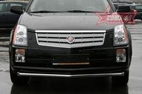 "Защита переднего бампера ""труба"" d60 на Cadillac SRX (2007 -) СОЮЗ-96 CDRX.48.0612"