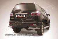 Уголки d76 для Chevrolet TrailBlazer (2012 -) Слиткофф CHTB12-015