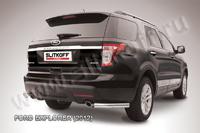 Уголки d76 для Ford Explorer (2011 -) Слиткофф FEX010