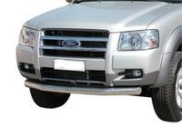 Защита переднего бампера d 76 (труба) для Ford Ranger (2007 -) СОЮЗ-96 FRAN.48.0515