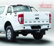 Защита задняя уголки d60 для Ford Ranger (2013 -) СОЮЗ-96 FRAN.76.1767