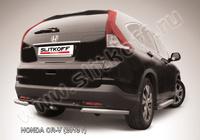 Уголки d57 для Honda CR-V (2013 -) Слиткофф HCRV13-011