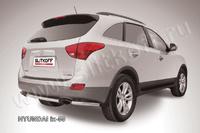 Защита заднего бампера d57 для Hyundai ix55 (2008 -) Слиткофф HI55-004