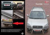 Пороги с листом d60 на Hyundai Tucson (2004 -) СОЮЗ-96 HTUC.82.0236