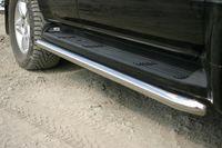 Защита штатного порога d60 на Lexus GX 470 (2003 -) СОЮЗ-96 LEXG.86.0076