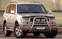 Решетка передняя мини d76 (76) на Lexus LX 470 (1998 -) СОЮЗ-96 LEXL.55.0088