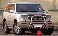 Защита нижняя на Lexus LX 470 (1998 -) СОЮЗ-96 LEXL.59.0091