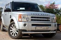 "Защита переднего бампера d76 ""труба"" на Land Rover Discovery 3 (2004 -) СОЮЗ-96 LRDV.48.0246"