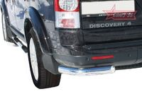 "Защита задняя d76 ""уголки"" на Land Rover Discovery 4 (2010 -) СОЮЗ-96 LRDV.76.1247"