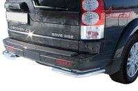 "Защита задняя d60 ""уголки"" на Land Rover Discovery 4 (2010 -) СОЮЗ-96 LRDV.76.1248"