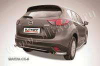 Уголки d57 для Mazda CX-5 (2012 -) Слиткофф MZCX5-008