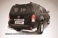 Уголки d76+d42 двойные для Nissan Pathfinder (2005 -) Слиткофф NIP013
