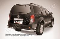 Уголки d76+d42 двойные для Nissan Pathfinder (2010 -) Слиткофф NIP11-009