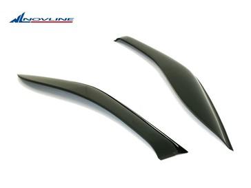 Дефлекторы боковых окон для Opel Insignia Универсал (2008 -) Novline NLD.SOPINS0832-2F