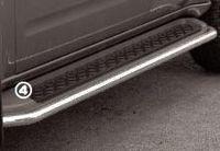 Защита штатных порогов d42 на Nissan Pathfinder (2005 -) СОЮЗ-96 NPTF.86.0649