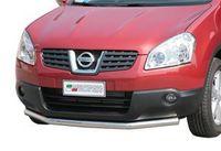"Защита переднего бампера d42 ""труба"" на Nissan Qashqai (2010 -) СОЮЗ-96 NQSH.48.1116"