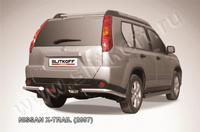 Уголки d57 для Nissan X-Trail (2007 -) Слиткофф NXT012