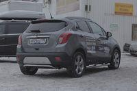 Защита задняя d42 на Opel Mokka (2012 -) СОЮЗ-96 OMOK.75.1663