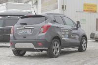 "Защита задняя ""уголки"" d42 на Opel Mokka (2012 -) СОЮЗ-96 OMOK.76.1665"