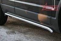 """Пороги """"труба"""" d42 на Opel Antara (2006 -) СОЮЗ-96 OPAN.80.0587"""