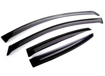 Дефлекторы окон для Audi Q7 (2006 -) SIM Dark SAUDQ70532