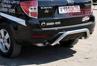 Защита задняя d60 на Subaru Forester (2008 -) СОЮЗ-96 SUFR.75.0694