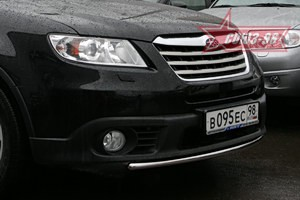 Защита переднего бампера d 42 для Subaru Tribeca (2007 -) СОЮЗ-96 SUTR.48.0652