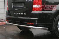 Защита задняя d60 на Ssang Yong Rexton (2007 -) СОЮЗ-96 SYRX.75.0527