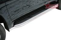 Защита штатных порогов d 60 для Toyota Land Cruiser Prado 150 (2013 -) СОЮЗ-96 TC15.86.0988 (Эксклюзив TMR)