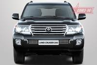 Декоративные элементы на воздухозаборник d 16 для Toyota Land Cruiser 200 (2013 -) СОЮЗ-96 TC20.97.2311 (Эксклюзив TMR)