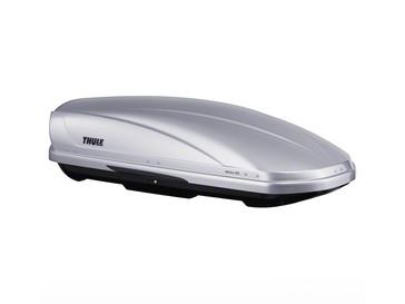Грузовой бокс на крышу Thule Motion 200 Silver