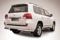 Уголки задние d76 одинарные для Toyota Land Cruiser 200 (2013 -) Слиткофф TLC2-13-018