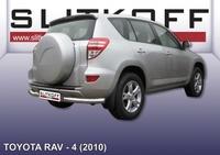 Уголки d76 для Toyota RAV4 (2010 -) Слиткофф TR410-017