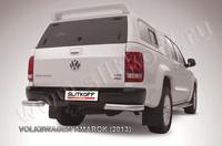 Уголки d76 для Volkswagen Amarok (2010 -) Слиткофф VWAM13-013