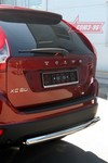 Защита задняя d60 для Volvo XC60 (2008 -) СОЮЗ-96 VXC6.75.0843