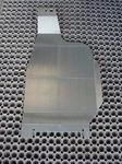 Защита раздатки (алюминий) 4 мм для Nissan Patrol (2014 -) ТСС ZKTCC00041
